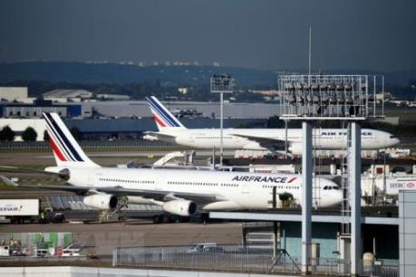 Hàng trăm chuyến bay của Air France phải hoãn vì công nhân đình công