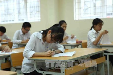 Ngày 7/6, Hà Nội tổ chức kỳ thi vào lớp 10 năm học 2018 - 2019