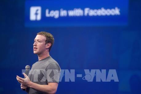Nhà sáng lập Facebook gặp giới chức Mỹ trước phiên điều trần tại Quốc hội