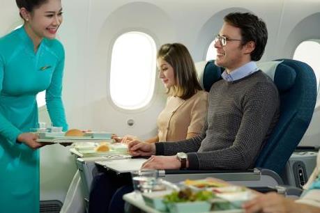 Vietnam Airlines lọt top hãng hàng không lớn được yêu thích nhất châu Á