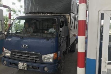 Bộ Giao thông Vận tải thống nhất miễn, giảm giá vé qua trạm BOT Tiên Cựu