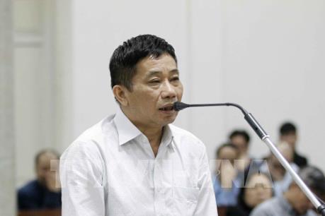 Phiên xử vụ góp vốn 800 tỷ đồng vào OceanBank: Bị cáo Ninh Văn Quỳnh kháng cáo