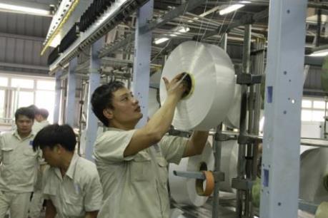 Nhà máy Xơ sợi polyeste Đình Vũ vận hành trở lại 3 dây chuyền sản xuất sợi DTY
