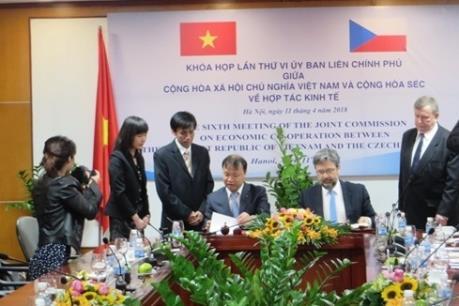 Tạo đột phá trong quan hệ hợp tác song phương Việt Nam và Cộng hòa Séc