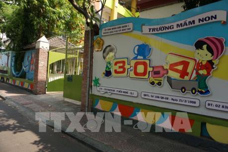Tp. Hồ Chí Minh sẽ thí điểm lắp đặt camera ở các trường mầm non