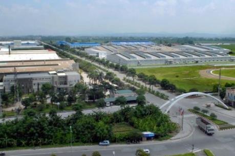 Đẩy nhanh tiến độ xây dựng Khu công nghiệp Thăng Long Vĩnh Phúc