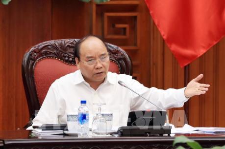 Thường trực Chính phủ họp về dự án đường sắt đô thị Thành phố Hồ Chí Minh