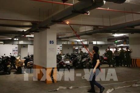 Mở đầu đợt kiểm tra đột xuất về phòng cháy, chữa cháy tại Hà Nội