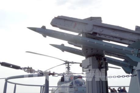 Mỹ, Anh, Pháp tấn công Syria: Hơn 2/3 số tên lửa của Mỹ và đồng minh bị đánh chặn