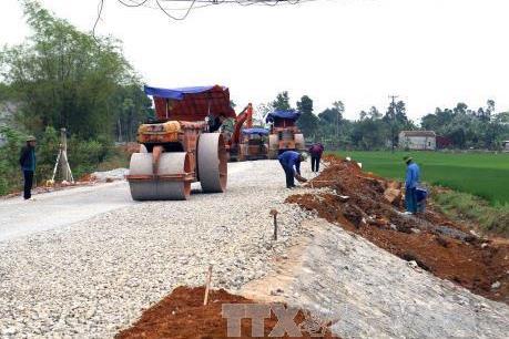 Nợ đọng xây dựng cơ bản nông thôn mới giảm 70%