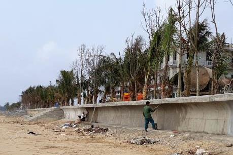 Chủ động xử lý những sự cố phát sinh trong mùa lũ, bão 2018