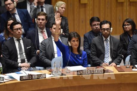 Mỹ khẳng định sẽ không rút quân khỏi Syria cho đến khi đạt được mục tiêu
