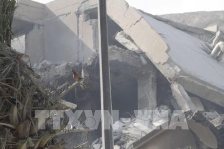 Quốc hội Pháp sẽ thảo luận về vụ không kích Syria