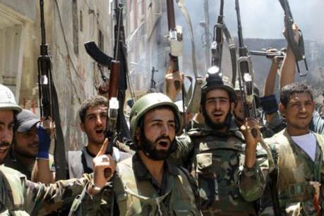 Syria: Quân chính phủ tiến về phía Nam thủ đô sau khi giải phóng Douma