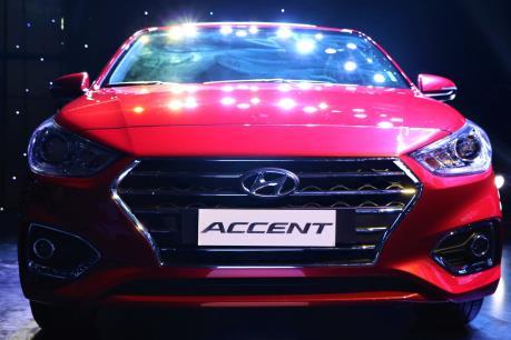 Hyundai Accent 2018 ra mắt thị trường với giá từ 425 triệu đồng
