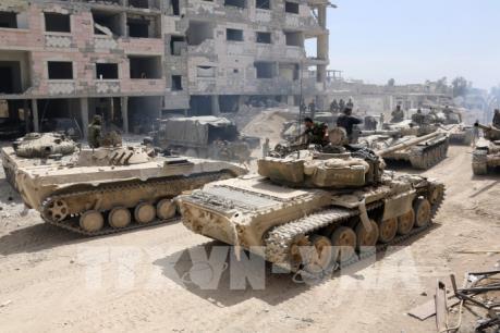 Pháp đầu tư 50 triệu euro vào các dự án cứu trợ tại Syria