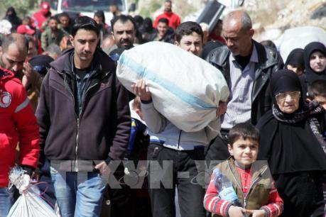 """Nga cảnh báo Mỹ về """"giới hạn đỏ"""" trong vấn đề Syria"""