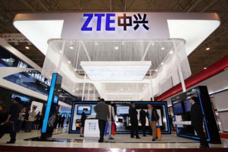 Phản ứng đầu tiên từ Trung Quốc sau khi Mỹ cấm xuất khẩu cho ZTE