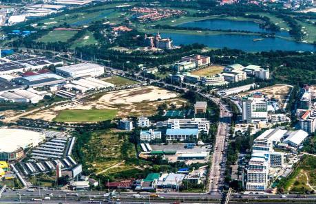 Thái Lan và Áo hợp tác phát triển thành phố thông minh