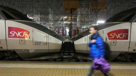 Ngành đường sắt Pháp tiếp tục đình công
