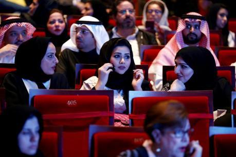 Saudi Arabia ra mắt rạp chiếu phim đầu tiên sau 35 năm