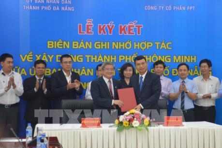Đà Nẵng và FPT hợp tác xây dựng thành phố thông minh