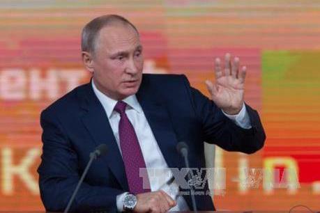 Tổng thống V.Putin sẵn sàng cho cuộc gặp thượng đỉnh Nga - Mỹ