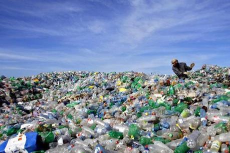 Nỗi lo từ rác thải nhựa trên toàn cầu