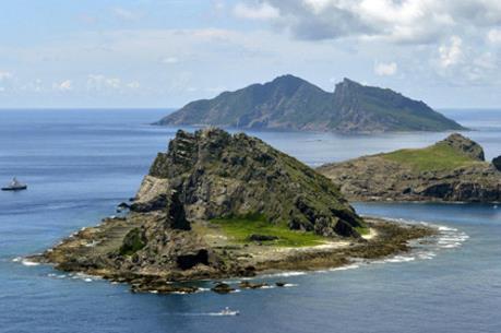 Nhật Bản cáo buộc nhiều tàu Trung Quốc đi vào lãnh hải nước này