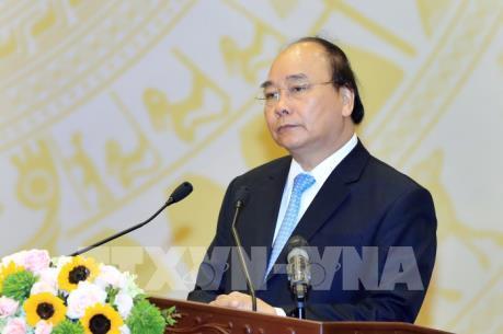 Thủ tướng Nguyễn Xuân Phúc: Phải thay đổi tư duy chiến lược và hành động về xuất nhập khẩu