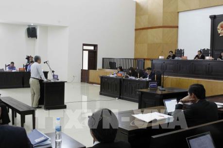 Tiếp tục xét xử phúc thẩm vụ án Hà Văn Thắm và đồng phạm