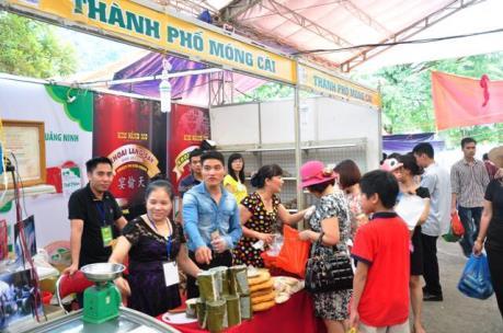 Khai mạc Hội chợ mỗi xã, phường một sản phẩm khu vực phía Bắc