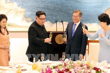 Văn phòng liên lạc chung giữa Hàn Quốc-Triều Tiên có thể được mở vào tháng 6/2018