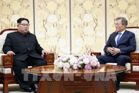 Thượng đỉnh liên Triều 2018: Triều Tiên tuyên bố đóng cửa bãi thử hạt nhân vào tháng 5