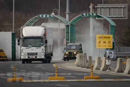 Hàn Quốc xúc tiến lập văn phòng liên lạc chung tại thành phố Kaesong