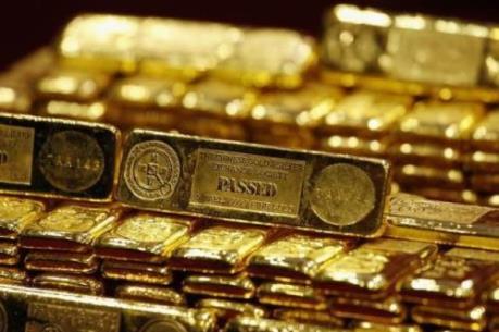 """Giá vàng châu Á đi xuống do tình hình địa chính trị """"hạ nhiệt"""""""