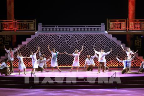 Festival Huế 2018:Bữa tiệc âm nhạc thế giới đặc sắc tại sân khấu cung An Định