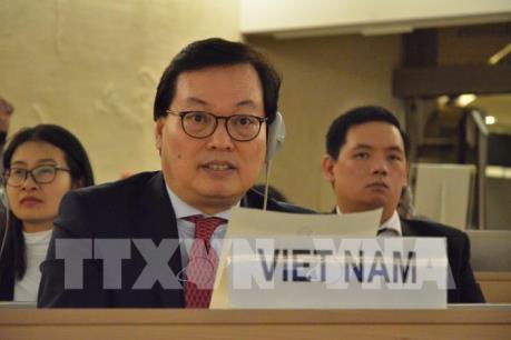 Việt Nam tái khẳng định chính sách nhất quán về sử dụng năng lượng hạt nhân