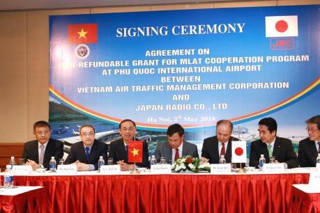 Nhật Bản giúp Việt Nam nâng cao năng lực điều hành bay tại Cảng hàng không Phú Quốc