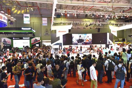 Hiệp hội các nhà sản xuất xe máy Việt Nam mời thầu triển lãm mô tô, xe máy 2019