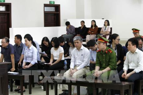 Vụ án Hà Văn Thắm: Tranh luận xung quanh khoản vay 500 tỷ đồng của Công ty Trung Dung