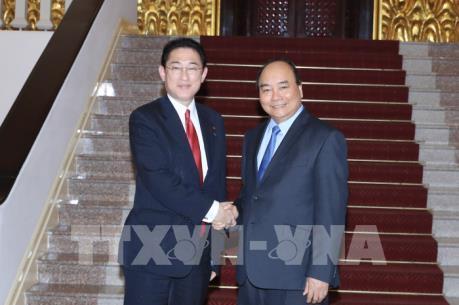 Thủ tướng mong muốn Nhật Bản tiếp tục duy trì vị trí nước đầu tư số 1 tại Việt Nam