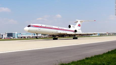 Triều Tiên đề nghị mở đường bay tới Hàn Quốc