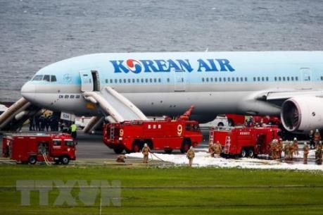Nhân viên Korean Air biểu tình phản đối gia đình Chủ tịch Cho Yang-ho