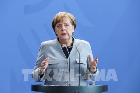 Thủ tướng Merkel: Đức và Pháp tồn tại nhiều khác biệt trong chính sách thương mại