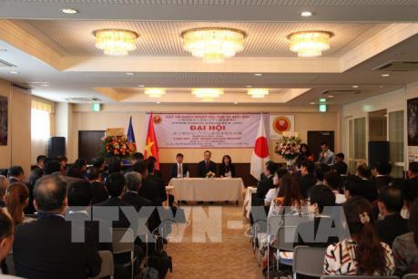 Doanh nghiệp Việt Nam tại Nhật Bản tăng cường liên kết sức mạnh