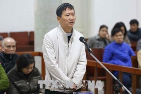Ngày 7/5, xét xử phúc thẩm vụ án tại Tổng công ty cổ phần xây lắp dầu khí Việt Nam - PVC
