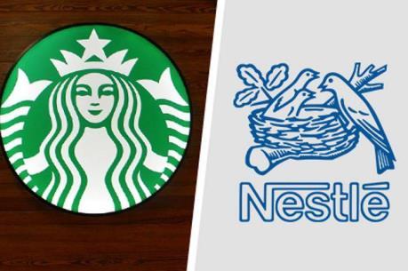"""Nestle """"bắt tay"""" với Starbucks"""