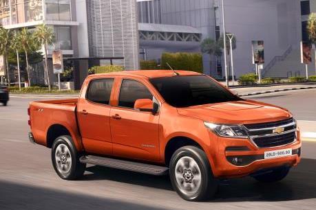 GM Việt Nam ưu đãi đến 50 triệu đồng cho khách mua xe Chevrolet Colorado