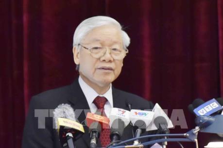 Phát biểu khai mạc của Tổng Bí thư Nguyễn Phú Trọng tại Hội nghị Trung ương 7
